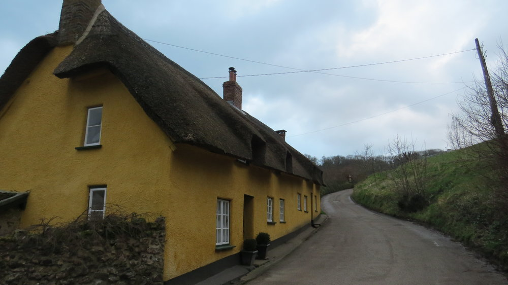 Branscombe Cottage