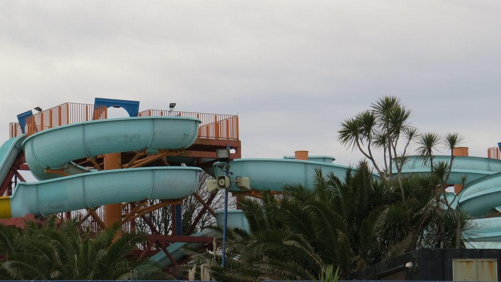 Goodrington Water Slides