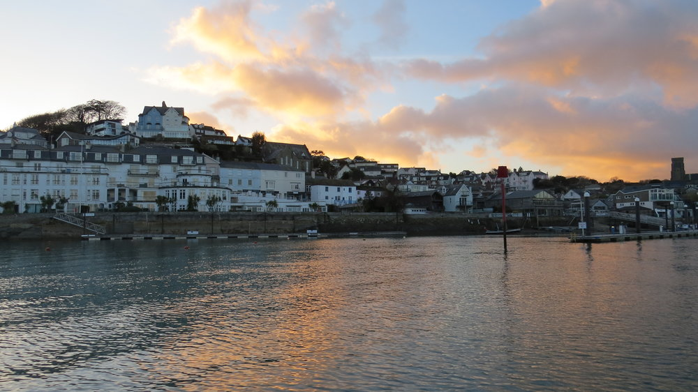 Salcombe Evening