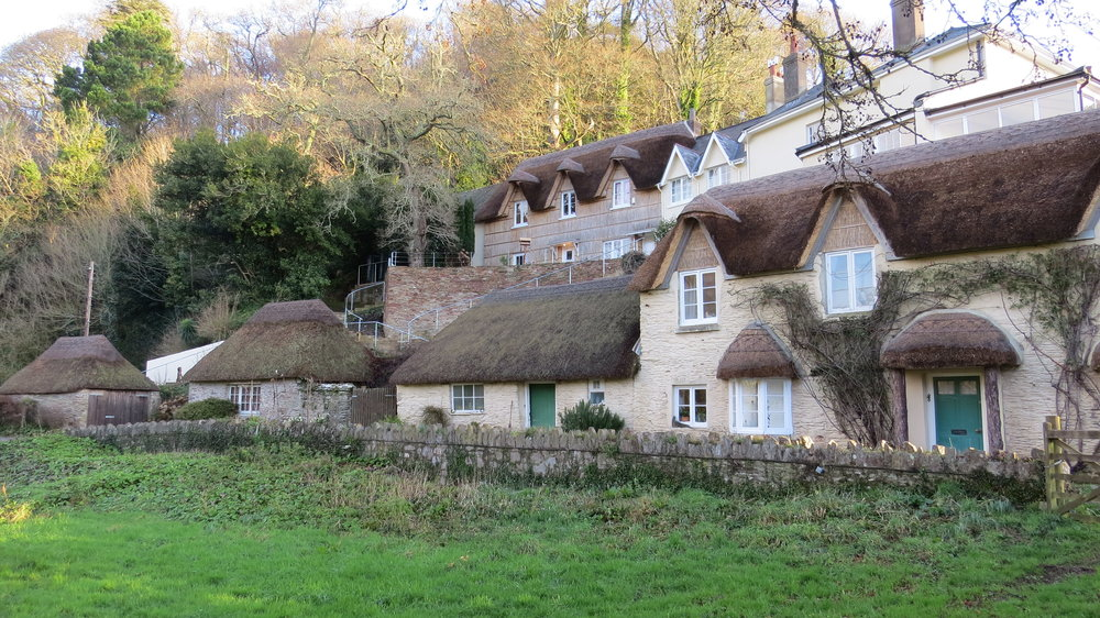 Thatch Cottages