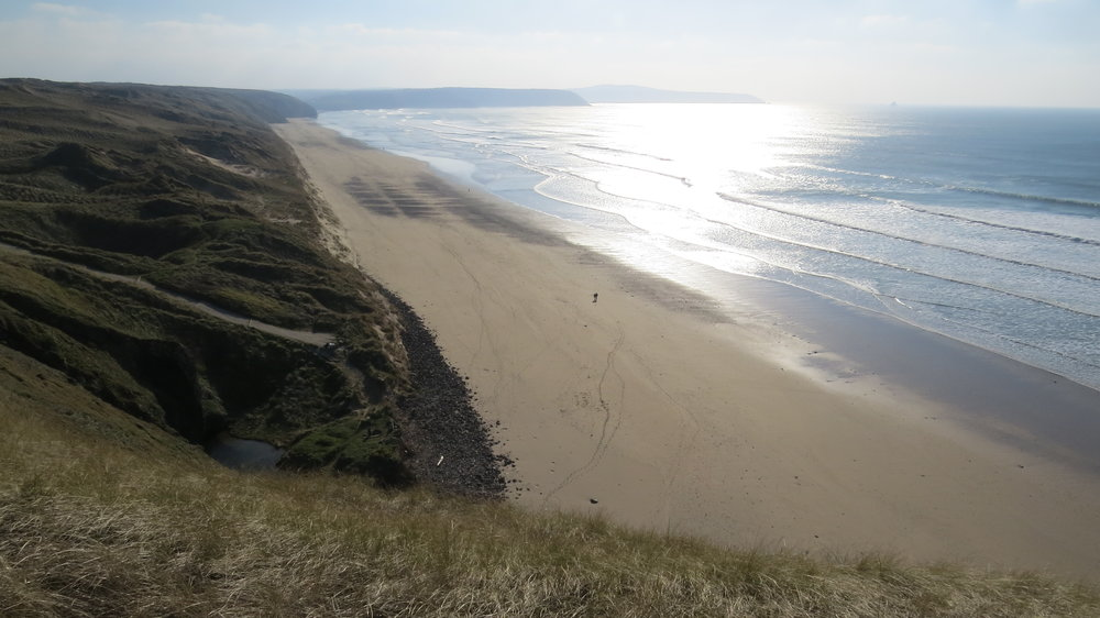 Perran Beach