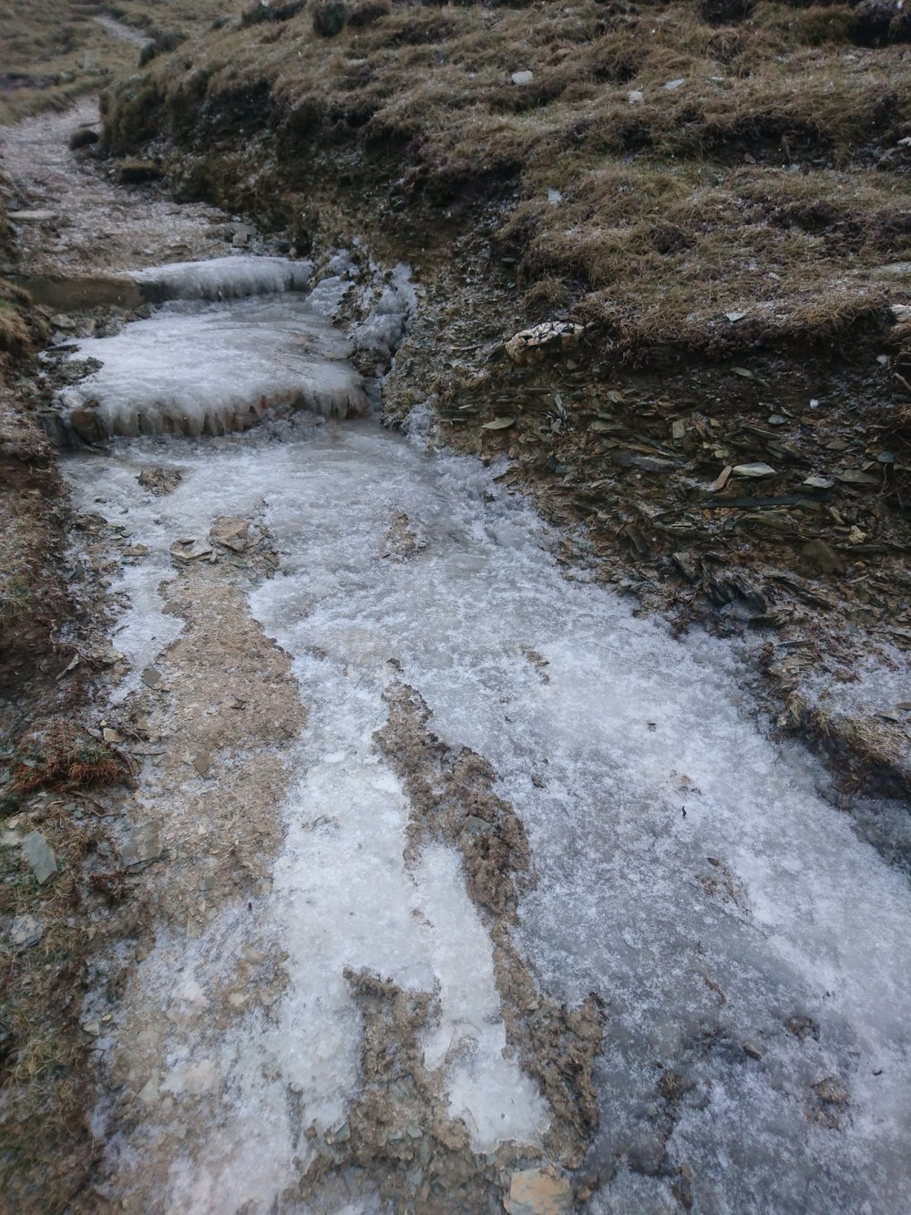 Icy Paths