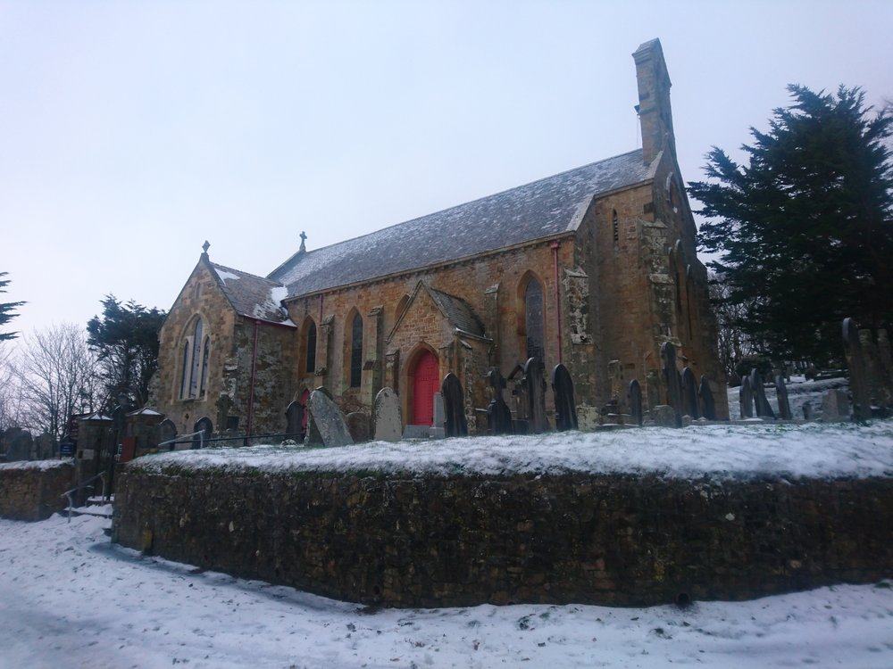 St Michael & All Angels, Bude
