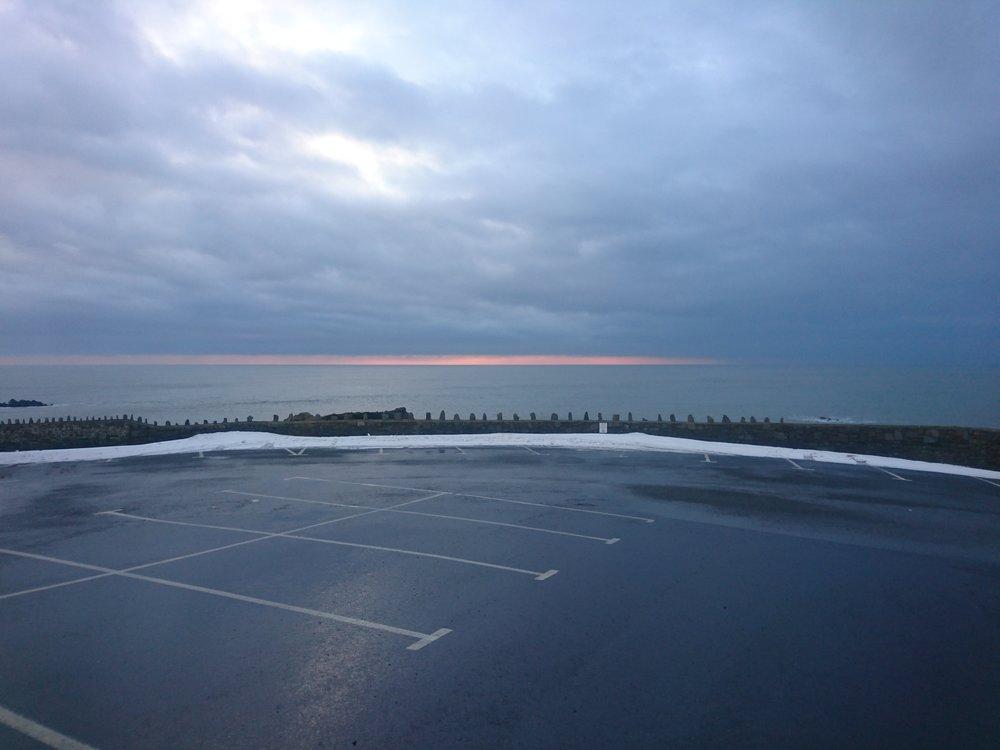 Hartland Quay Vista