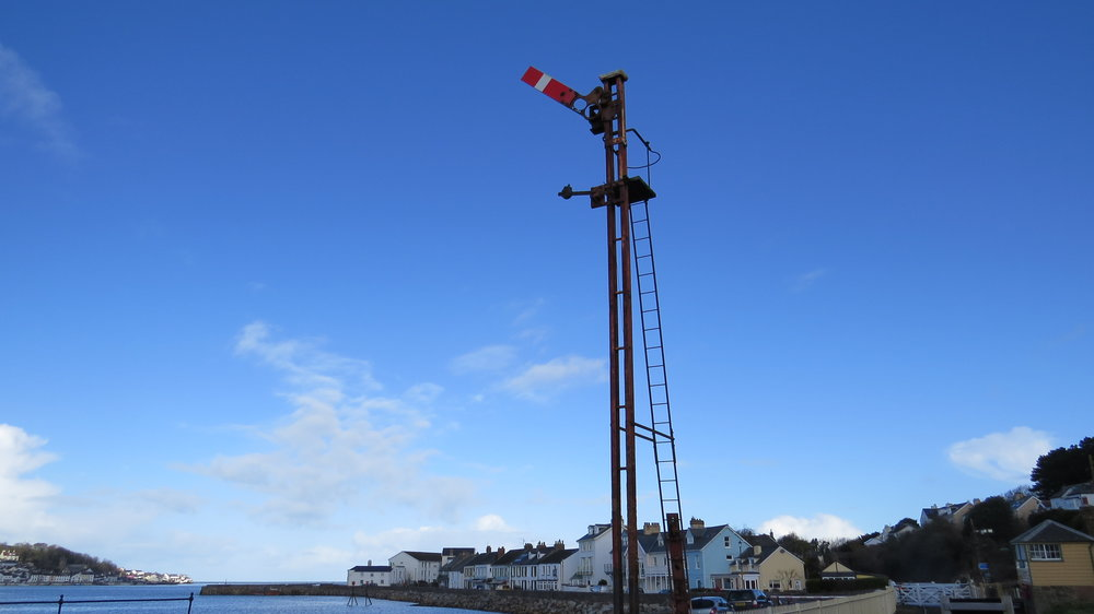 Signal at Instow