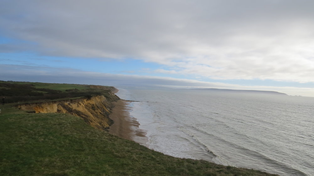 Cliff Top Walking