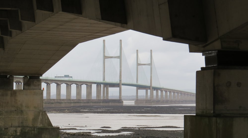 Second Severn Bridge