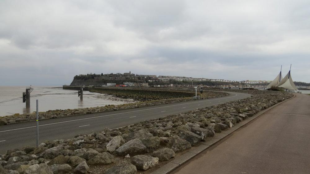Cardiff Bay Barage