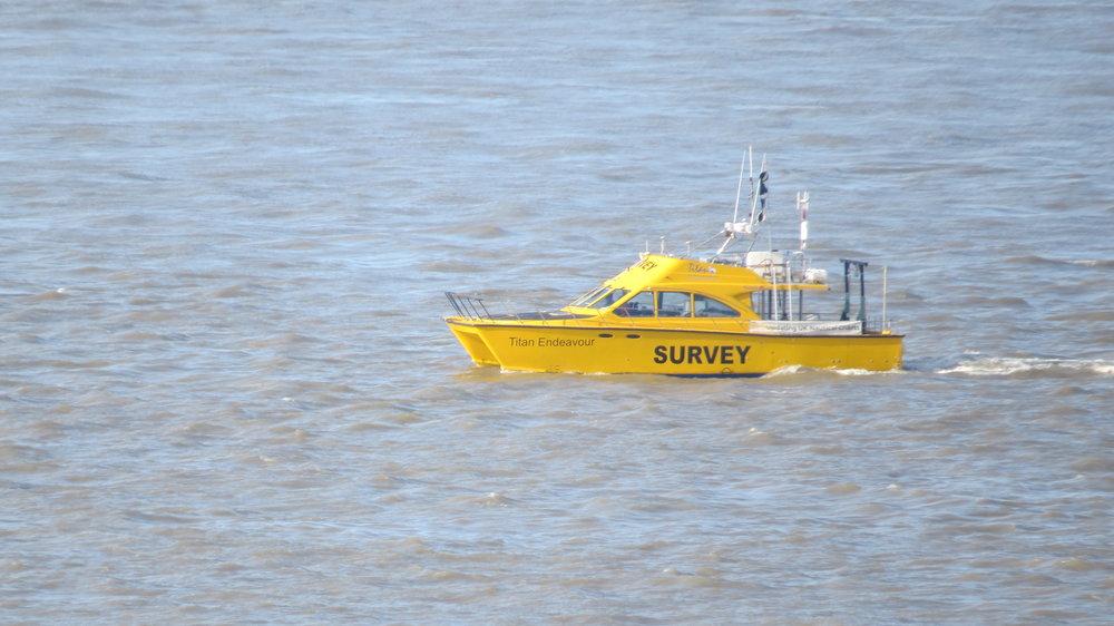 Survey Boat