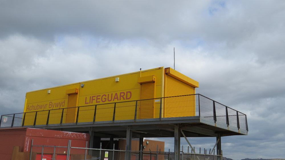 Porthcawl Lifeguard