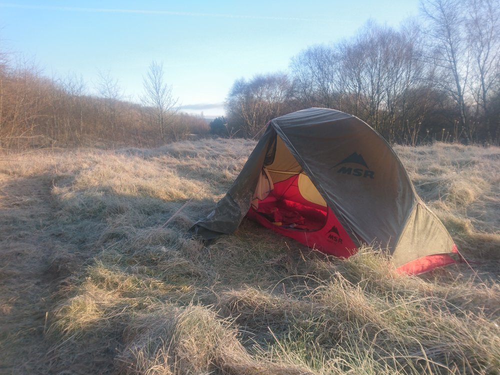 Thawing the Tent