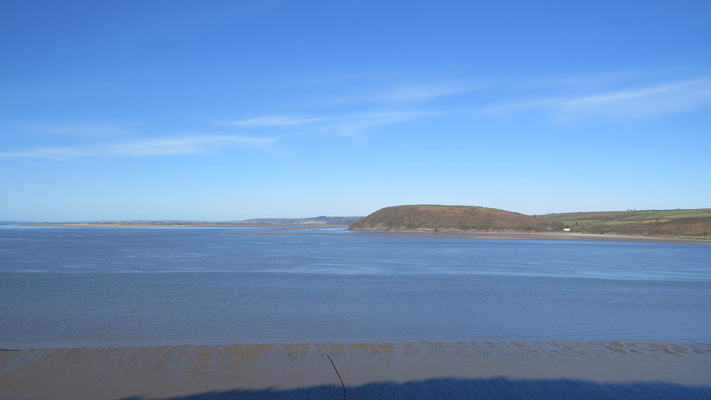 View over Estuary