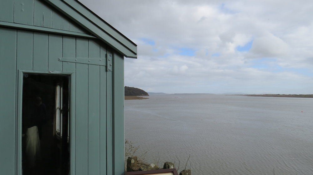 Dylan Thomas' Boathouse