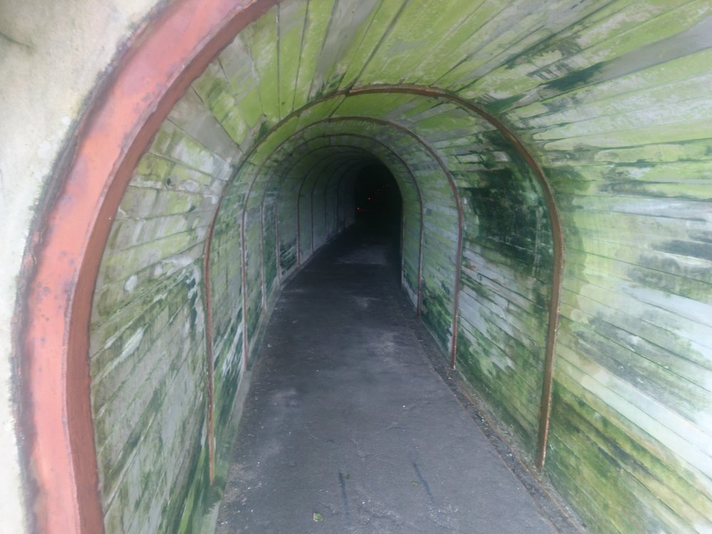 Tunnel to Saundersfoot