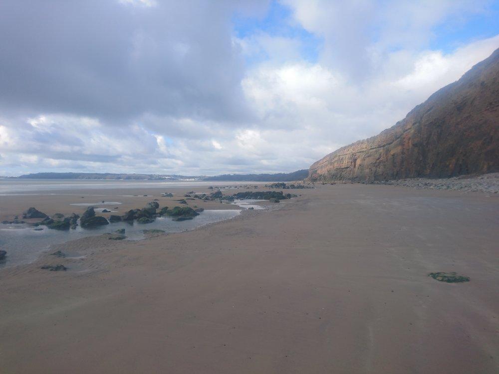 Amroth Sands