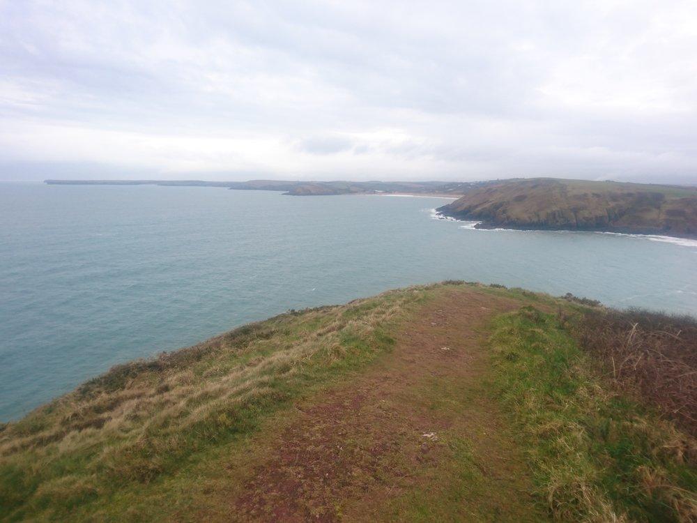 East Moor Cliff