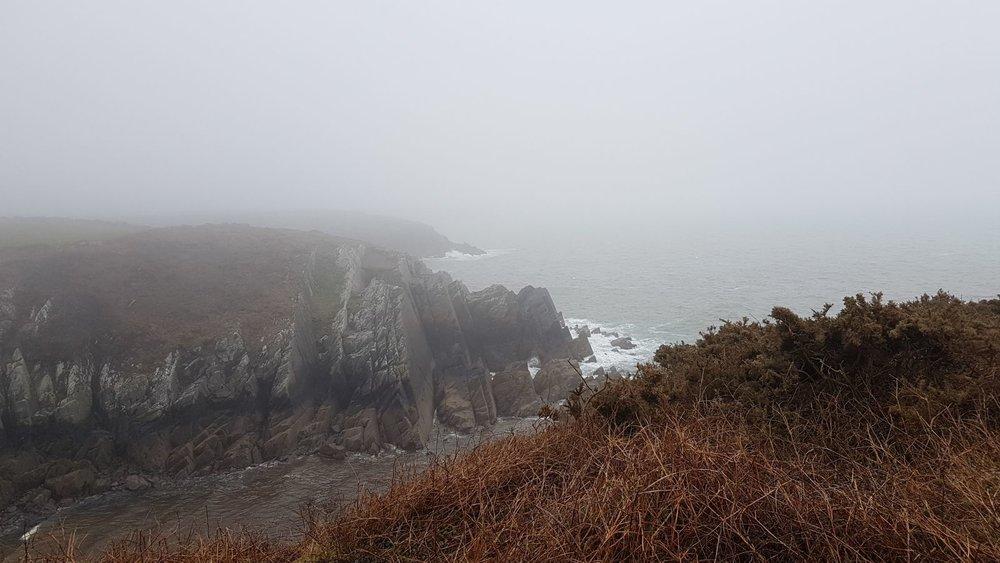 Mist, Drizzle & Wind