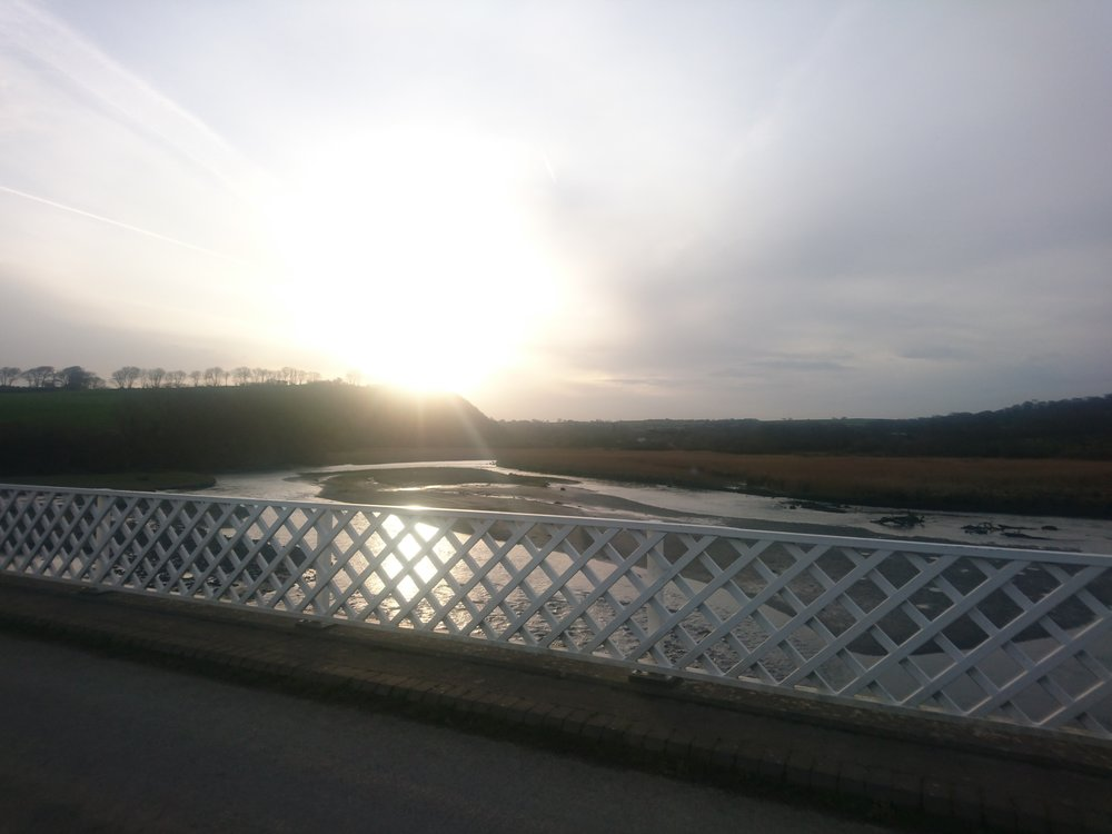 Afon Nyfer Bridge