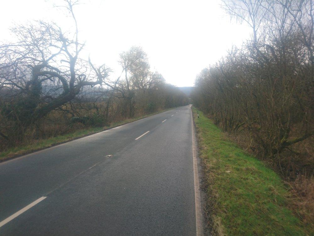 Ugly Lane Walking