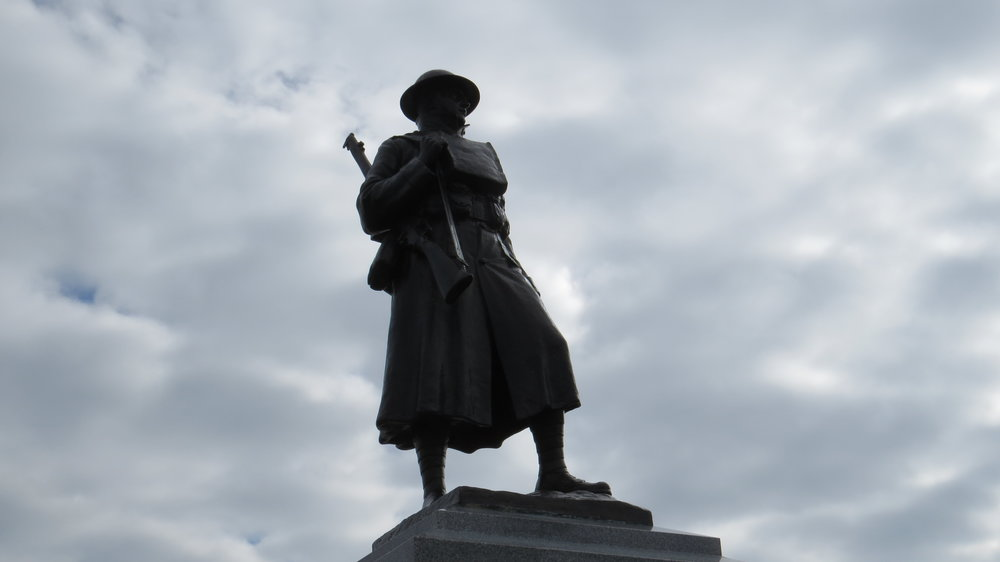 War Memorial Pwllheli
