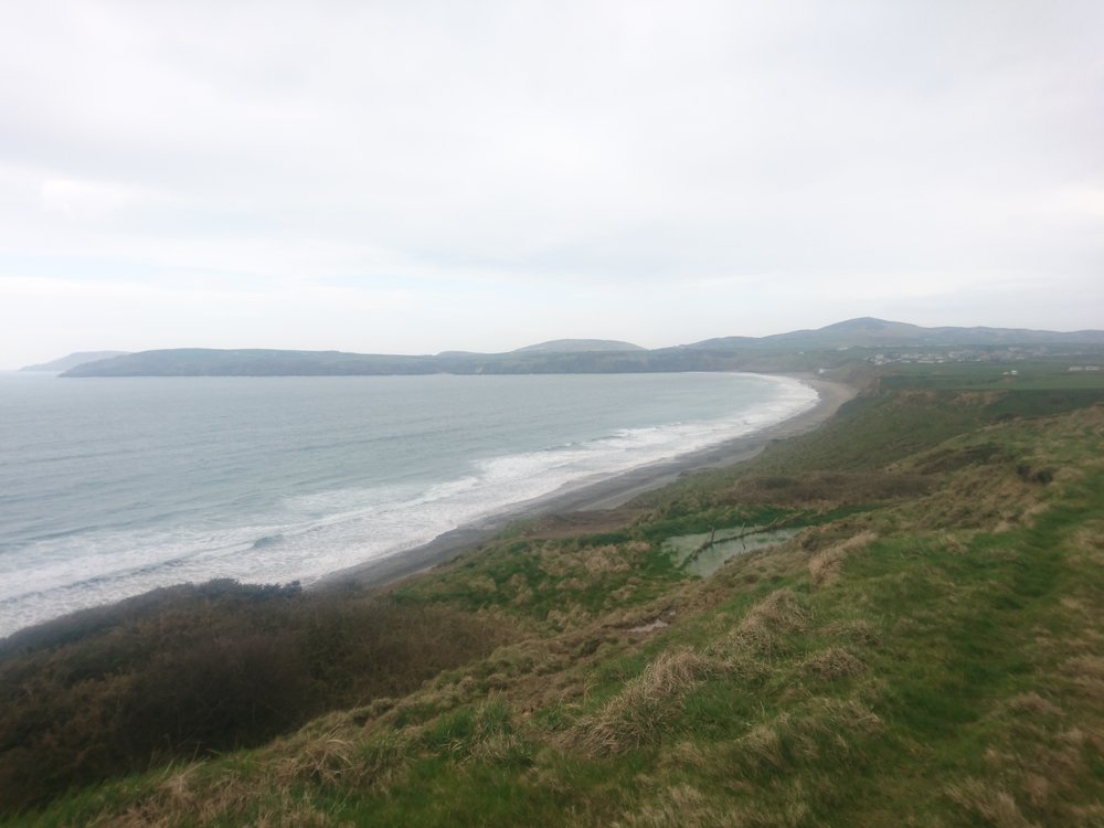 Aberdaron Bay