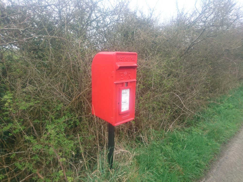 Postbox in Middle of Nowhere