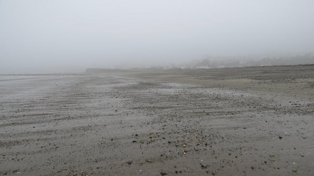 Criccieth through the Mist