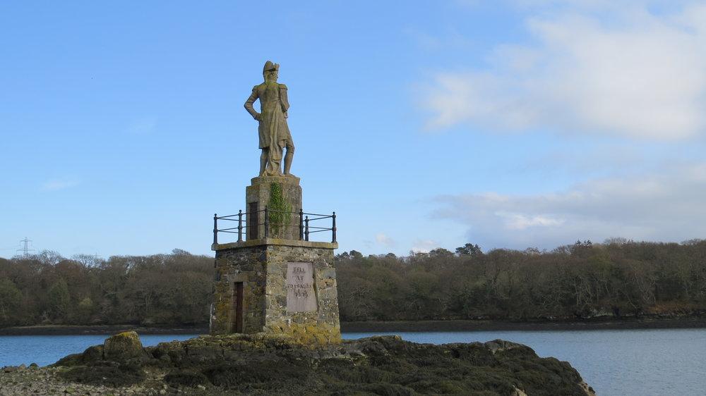 Nelson's Statue