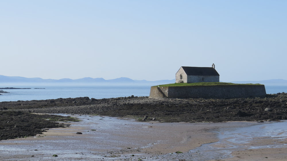 Church on Island