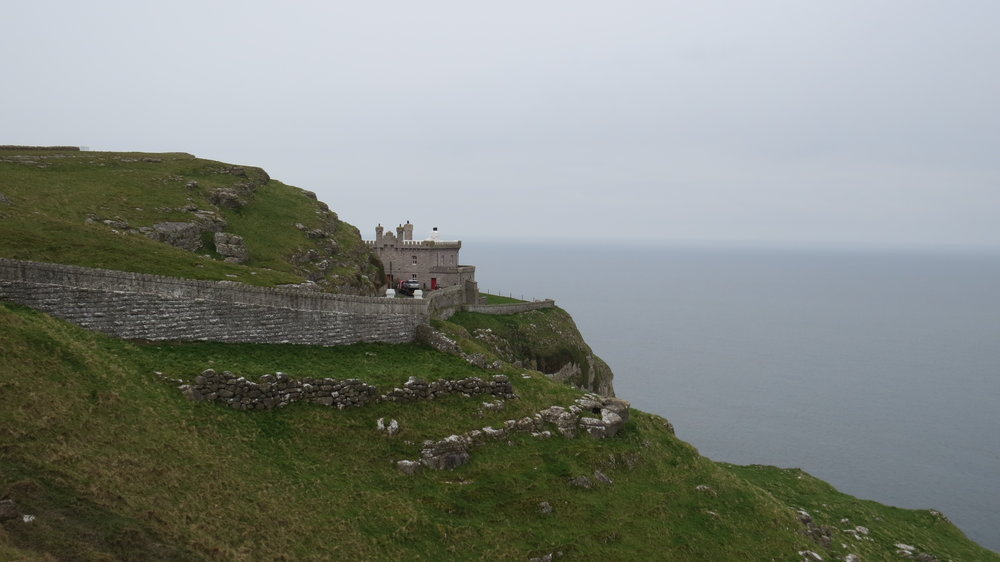 Great Orme's Head Lighthouse (now B&B)