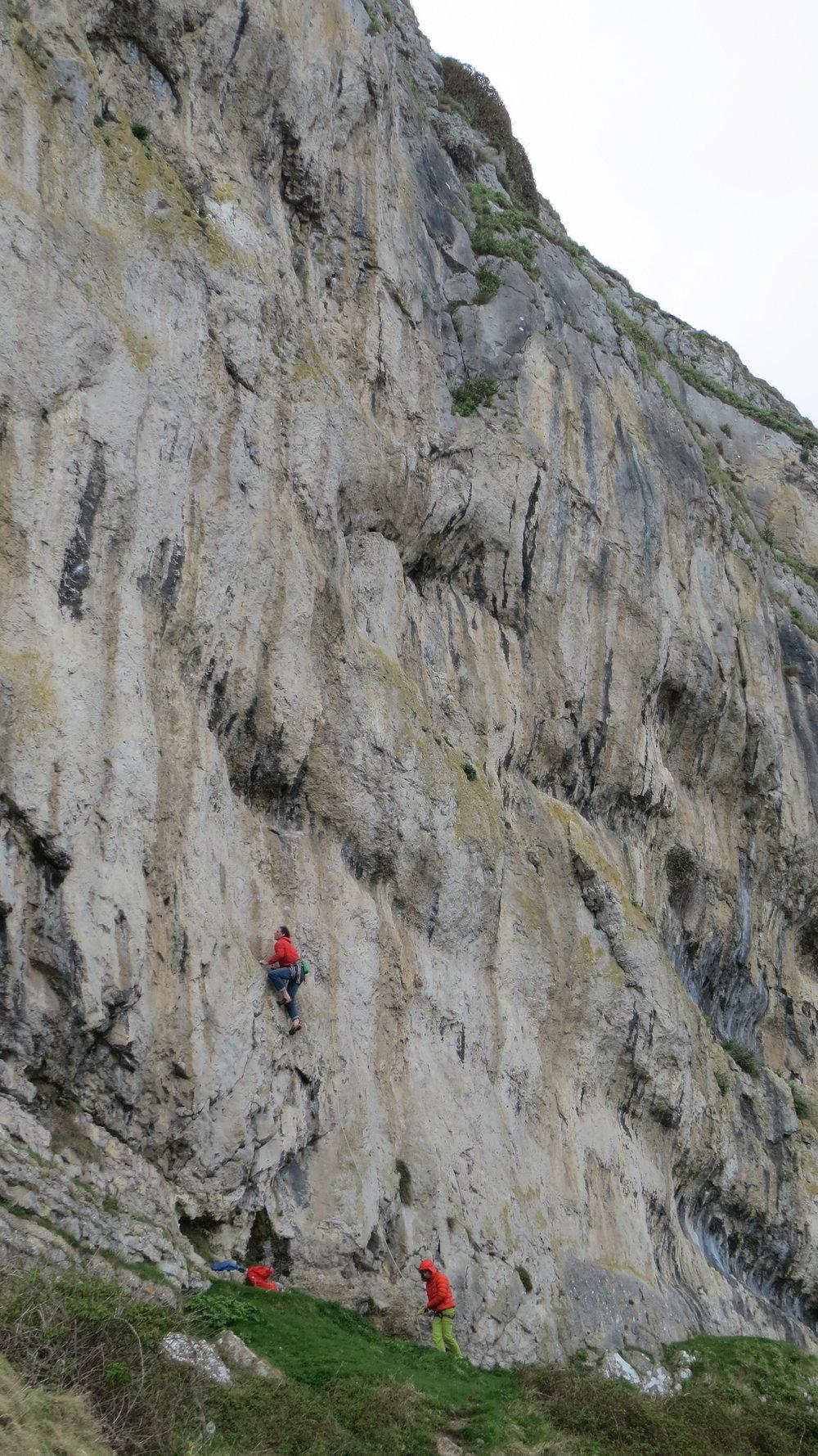 Incredible Climbing