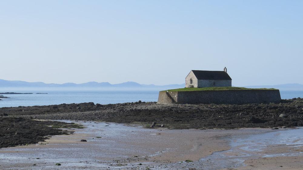 Church on Island