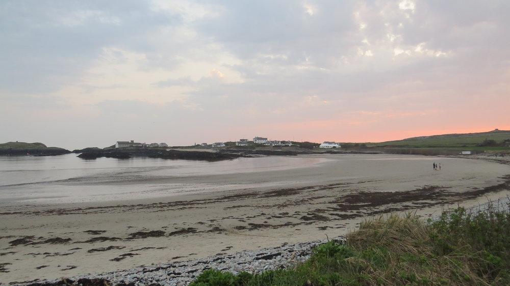 Rhoscolyn Bay Sunrise