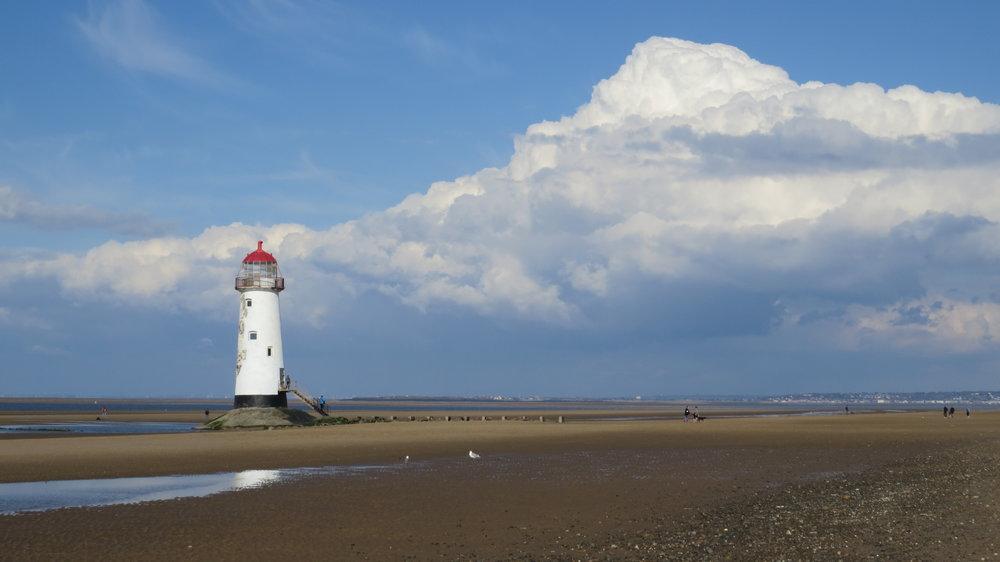 Point of Ayr Lighthouse