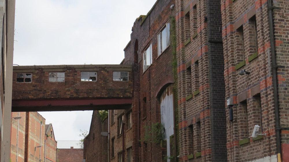 Derelict Industrial Buildings