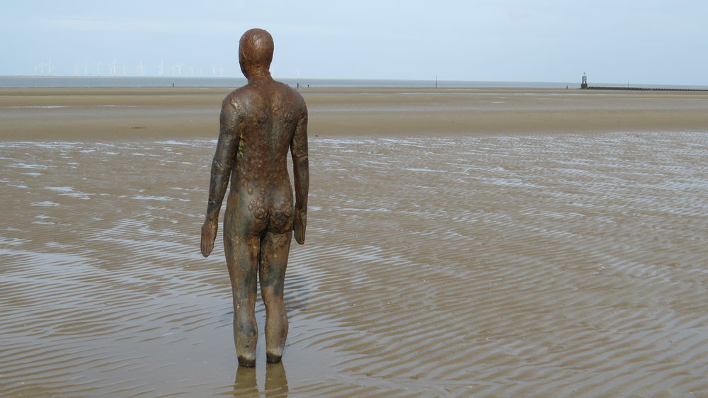 Anthony Gormley Another Place