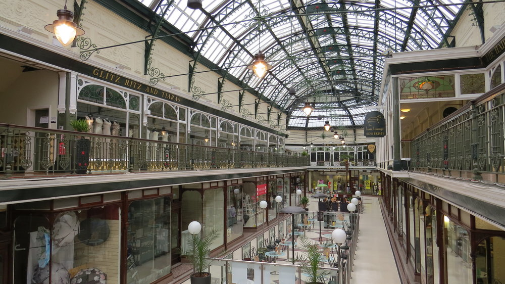 Shopping Arcade Southport