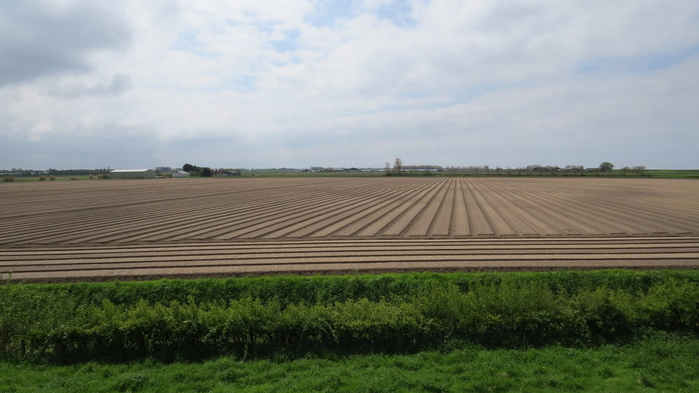 Interesting Ploughing Patterns