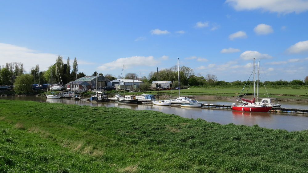Hesketh Bank Boats