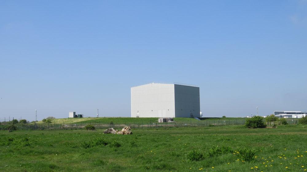 Warton Aerodrome