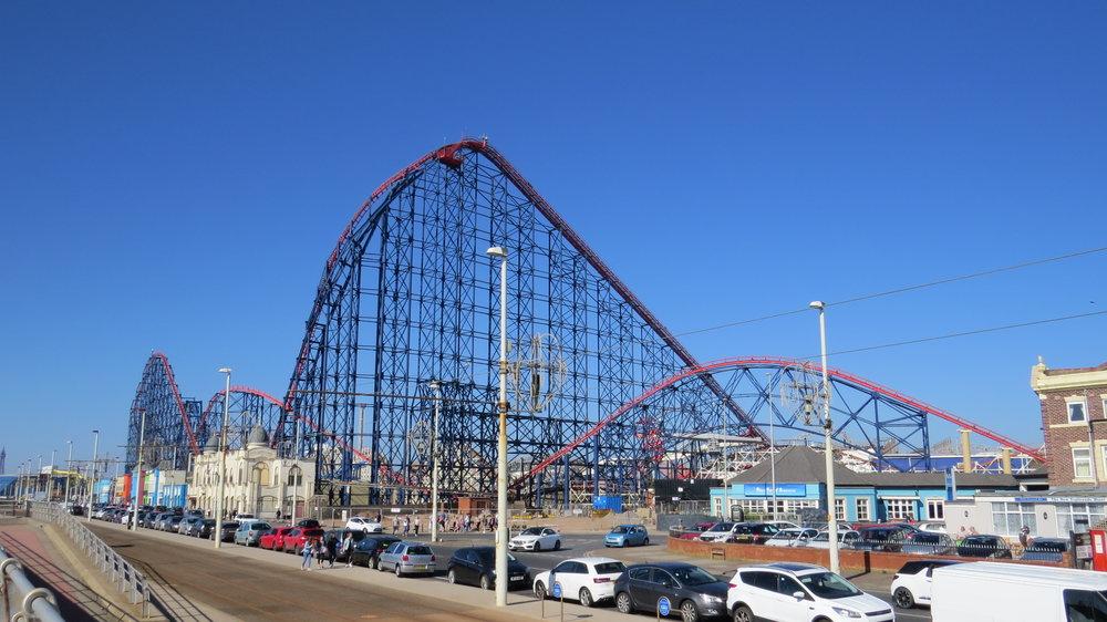The Big One, Blackpool