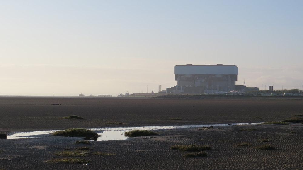 Heysham Nuclear Power Station