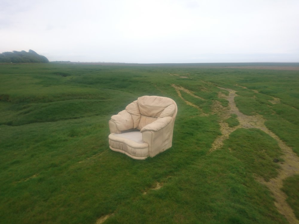Mysterious Chair