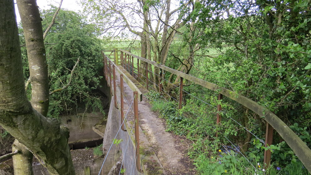 Crag Wood Bridge