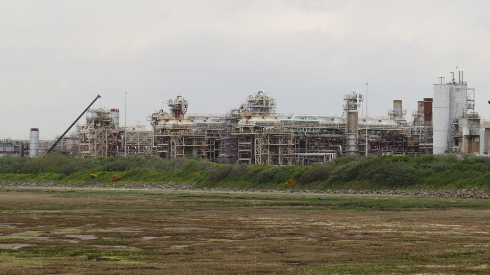 Gas Terminals