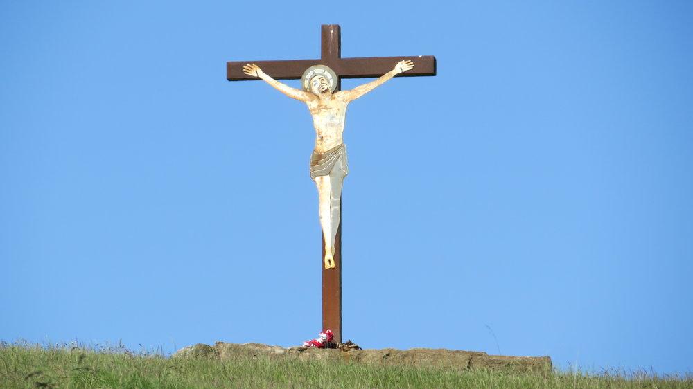 Jesus in Workington