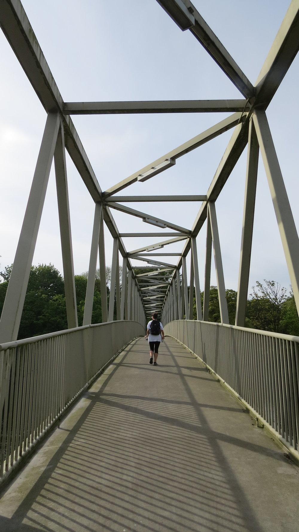 Annan Footbridge