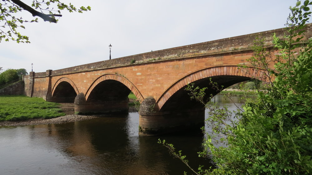 Annan Road Bridge