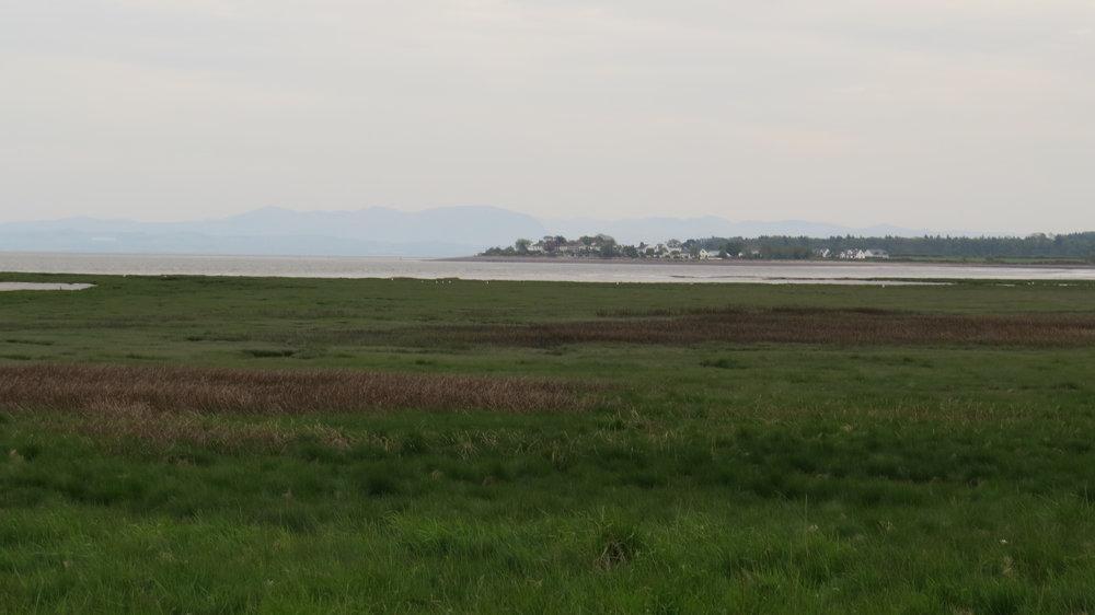 Carsethorn over the Marsh