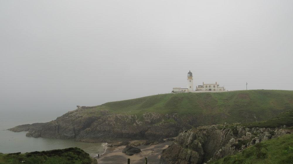 Killantringan Lighthouse